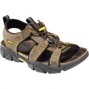Keen | Sarasota Waterproof Sandal Leather Brown